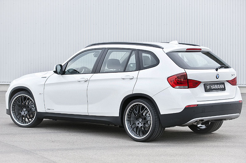 bmw x1 tuning hamann. Black Bedroom Furniture Sets. Home Design Ideas